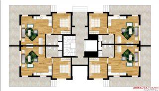 Dolce Vita Residence, Kat Planları-2