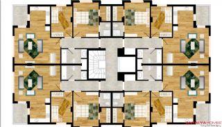 Dolce Vita Residence, Kat Planları-3