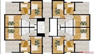 Dolce Vita Residence, Kat Planları-4