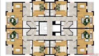 Dolce Vita Residence, Kat Planları-5