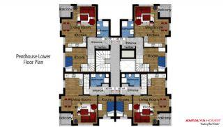 Prestige Park Homes 4, Kat Planları-1