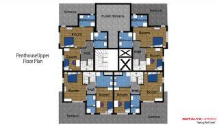 Prestige Park Homes 4, Kat Planları-2