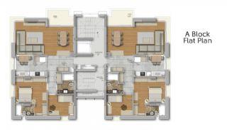 Suite Apartmanı, Kat Planları-2