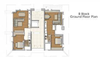 Suite Apartmanı, Kat Planları-3