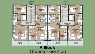 Kanyon 2142 Residence, Kat Planları-1