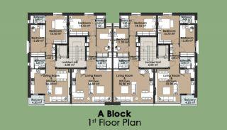 Kanyon 2142 Residence, Kat Planları-2