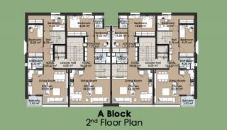 Kanyon 2142 Residence, Kat Planları-3