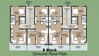 Kanyon 2142 Residence, Kat Planları-5