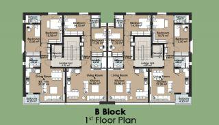 Kanyon 2142 Residence, Kat Planları-6