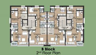 Kanyon 2142 Residence, Kat Planları-7