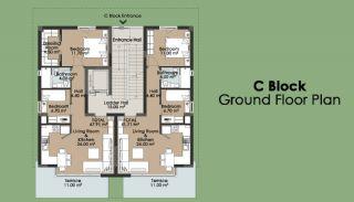 Kanyon 2142 Residence, Kat Planları-9