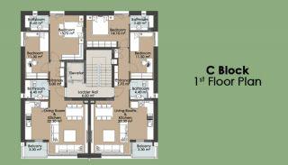Kanyon 2142 Residence, Kat Planları-10