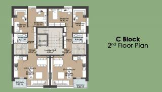 Kanyon 2142 Residence, Kat Planları-11