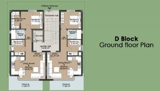 Kanyon 2142 Residence, Kat Planları-13