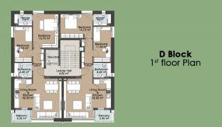 Kanyon 2142 Residence, Kat Planları-14