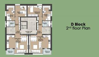 Kanyon 2142 Residence, Kat Planları-15