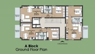 Kanyon 2145 Residence, Planritningar-1