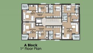 Kanyon 2145 Residence, Planritningar-2