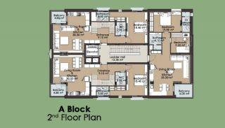 Kanyon 2145 Residence, Planritningar-3
