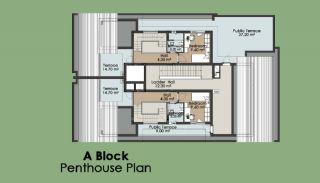 Kanyon 2145 Residence, Planritningar-4