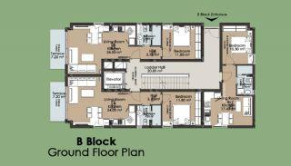 Kanyon 2145 Residence, Planritningar-5
