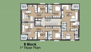 Kanyon 2145 Residence, Planritningar-6