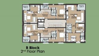 Kanyon 2145 Residence, Planritningar-7