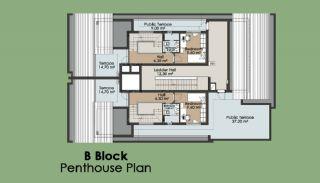 Kanyon 2145 Residence, Planritningar-8
