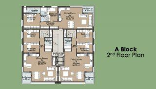Kanyon 2156 Residence, Kat Planları-3