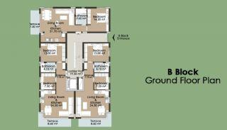 Kanyon 2156 Residence, Kat Planları-5