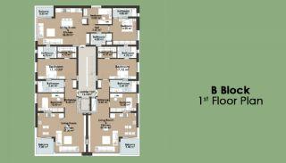Kanyon 2156 Residence, Kat Planları-6