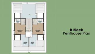 Kanyon 2156 Residence, Kat Planları-8