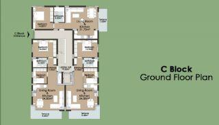 Kanyon 2156 Residence, Kat Planları-9