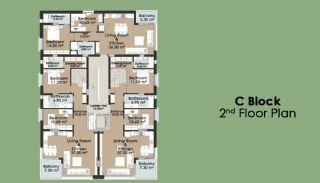Kanyon 2156 Residence, Kat Planları-11