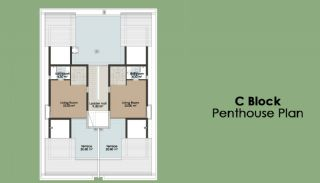 Kanyon 2156 Residence, Kat Planları-12