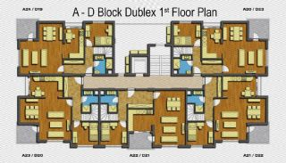 Amber Huset, Planritningar-3
