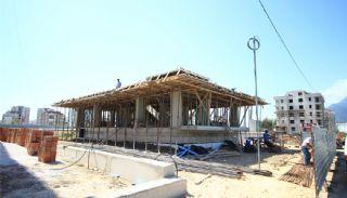 Guler Residence,  Photos de Construction-1