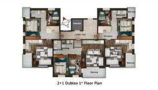 Buzkıran Residence 2, Kat Planları-3