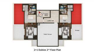Buzkıran Residence 2, Kat Planları-4