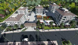 Farklı Tasarımıyla Satılık Daireler, Kepez / Antalya