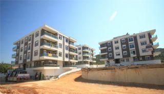 Farklı Tasarımıyla Satılık Daireler, Antalya / Kepez - video
