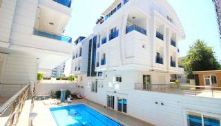 Maisons de Luxe dans un Quartier Paisible à Guzeloba, Antalya / Lara