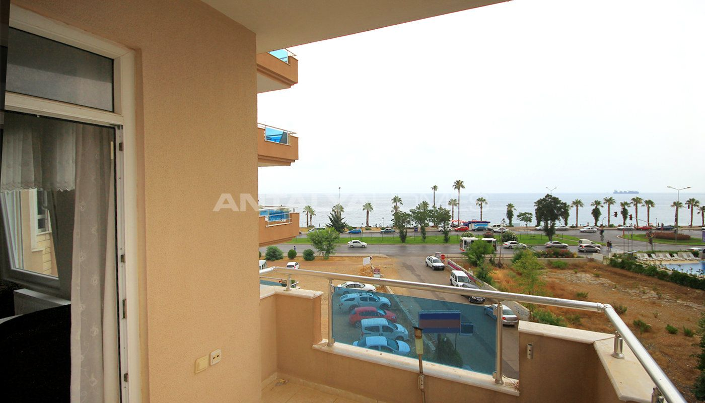 Cagla Apartments Sea View Apartments with Heating System #8E653D
