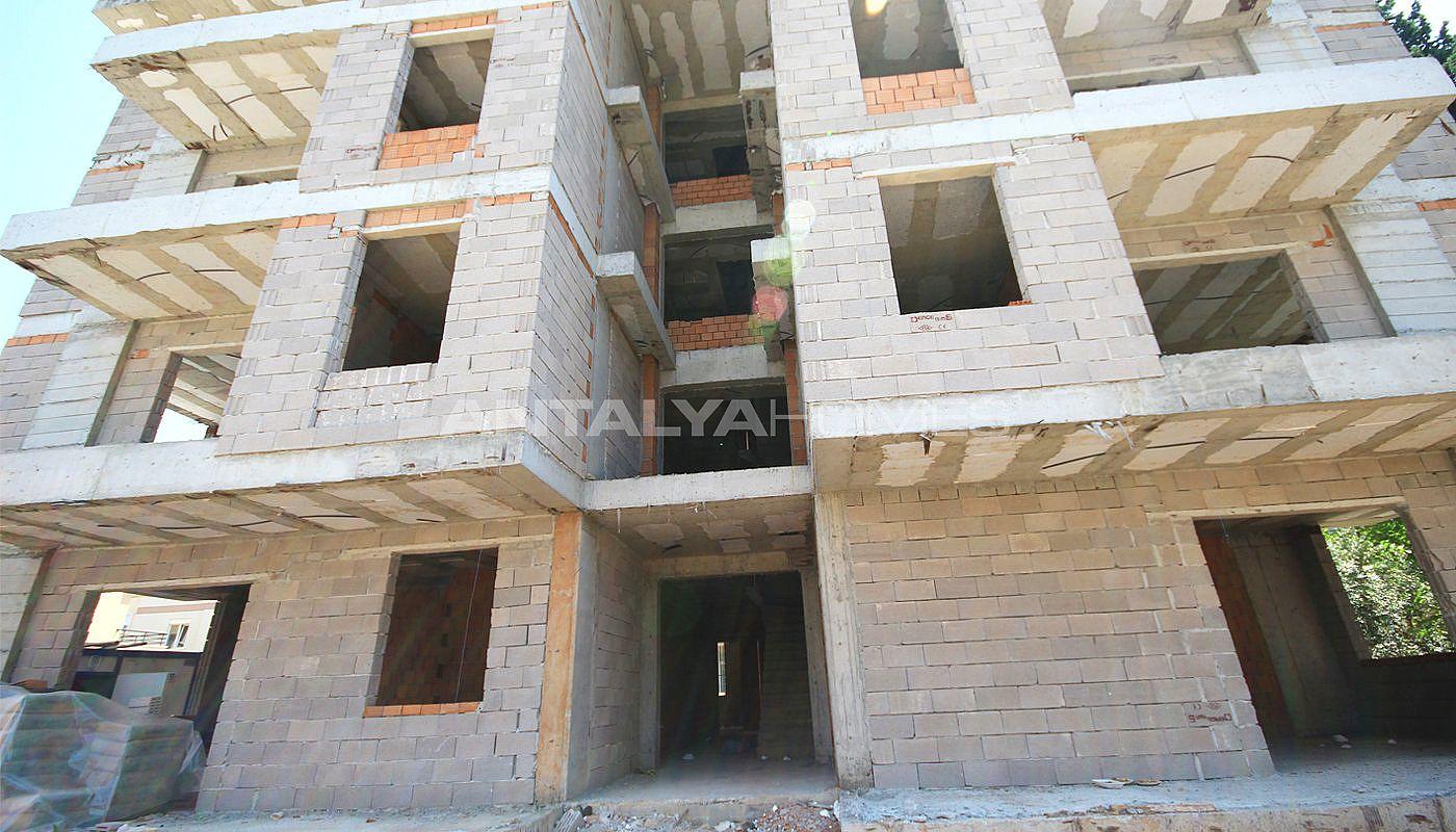 Maisons prix bas dans une zone en d veloppement kepez for Construction maison bas prix