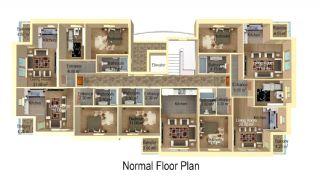 Silver Residenz 4, Immobilienplaene-1