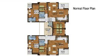 Komple Satılık Bina, Kat Planları-2