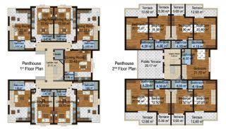 Komple Satılık Bina, Kat Planları-3