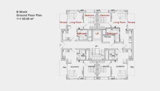 Резиденция Дворец, Планировка -2