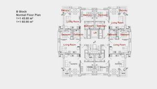 Резиденция Дворец, Планировка -3