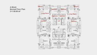 Резиденция Дворец, Планировка -4